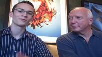 Mark Victor Hansen Interviewed About The Richest Kids in America Book!.mp4