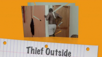 There is a thief outside. Kansiime Anne. African comedy.mp4
