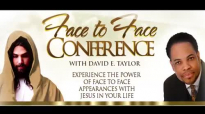 David E. Taylor - Jesus at this year's One Night with the King.mp4