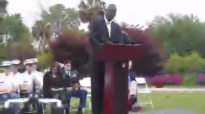 State Sen. Rev Clementa Pinckney  Civil War Dead Remembrance  Charleston SC