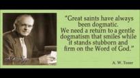 A. W. Tozer  Spiritual Treason