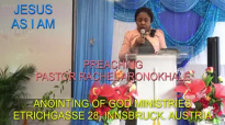Preaching Pastor Rachel Aronokhale - Anointing of God Ministries. Jesus As I AM Part 2 February 2020.mp4