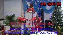 Preaching Pastor Rachel Aronokhale - For Unto Us- AOGM Christmas Church Service .mp4