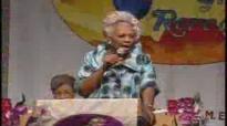 Bishop Millicent Hunter - Women's Conference 2011.flv