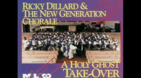 Ricky Dillard & New G - We Worship Christ.flv