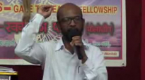 Pastor Michael Hindi Message( YOU R A STRANGER IN THE WORLD) Powai.flv