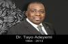 Watch And Pray 2 Dr Tayo Adeyemi