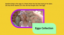 Your hen is proud. Kansiime Anne. African comedy.mp4