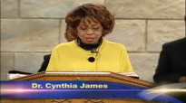 Dr. Cynthia James When Jesus is lifted up
