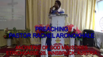 Preaching Pastor Rachel Aronokhale - AOGM JESUS LORD AND SAVIOR April 2019.mp4