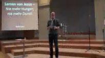 13. Lernen von Jesus - Nie mehr Hunger; nie mehr Durst _ Marlon Heins.flv