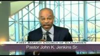 Keep On Running Pastor John K. Jenkins Sr. (Encouraging Word).flv