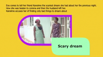 The scary dream. Kansiime Anne. African comedy.mp4