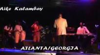 Mike Kalambay - Concert Atlanta - Musique Gospel Congolaise.flv