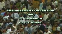 Businessmen Convention 2007  Day  2 Night by Bishop David Oyedepo 1