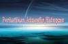 Perhatikan Atmosfir Hidupmu  Kotbah Petrus Agung Purnomo