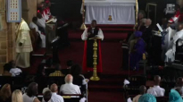 Presiding Bishop Michael Curry preaches in Ghana.mp4