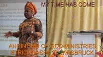 Preaching Pastor Rachel Aronokhale - AOGM August 2018.mp4