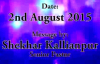 SK Ministries - 2nd August 2015, Speaker - Senior Pastor Shekhar Kallianpur.flv