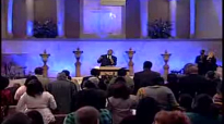 Another night with Prophet Brian Carn @ The River
