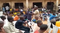 184 souls saved in Agodi prison Ibadan. It was another of deliverance whereby devil lost it all.mp4