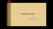Benefits Of Iron  Men health  Nutrition Tips  Health Tips