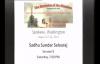 Sadhu Sundar Selvaraj  Questions & Answers 2014