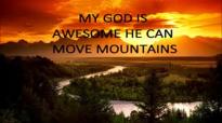 My God is Awesome Charles Jenkins (Remix) Lyrics.flv