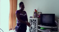 How I HATE empty handed visitors. Kansiime Anne. A.mp4
