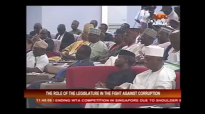 Speech By Kenyan's Prof. Lumumba At The Nigerian Legislature Conference On Anti-.mp4