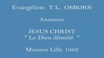 TL OSBORN FRANCE MISSION LILLE 1962
