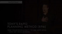 Tony Robbins' Rapid Planning Method.mp4