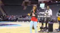 Erica Cumbo performs Live Out Loud at Gospel Night in North Carolina.flv