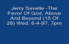 Jerry Savelle The Favor Of God, Above And Beyond 15 Of 26 Wed Audio