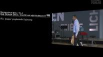 Peter Wenz - 3 Ruhe finden durch Sprachengebet - 05-10-2014.flv