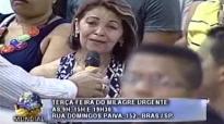 Milagres em Santo AmaroSP  Apstolo Valdemiro Santiago 02.02.2014 7h