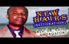 Rev. Dr. Chidi Okoroafor - New Hairs ( Restoration) - Latest 2018 Nigerian Gospe.mp4