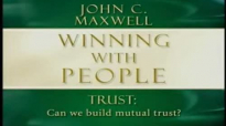 John Maxwell  Winning With People Part 3 5