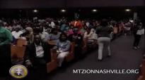 Mt. Zion Church Nashville Take Me Back Revival Church HymnsSenior Saints Appreciation 2014Bishop Joseph walker 111