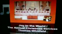 Thomas Whitfield & Company_ Joy to The World.flv