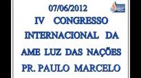 Pr. Paulo Marcelo  A cura de um leproso  Completo