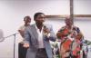 Minister John Sena at Freedom Chapel International Baltimore MD