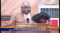 Le 11 janvier 2015_ Discipline dans l'église