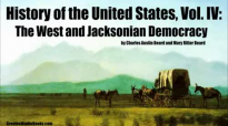 HISTORY OF THE UNITED STATES Volume 4  FULL AudioBook  Greatest Audio Books