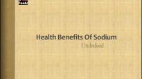 Health Benefits Of Sodium Brain Function 1  HEALTH TIPS