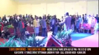 Accurate Prophecies from two Anointed Men of God - Bishop E.O. Ansah & Prophet Kofi Danso.flv