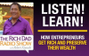 HOW ENTREPRENEURS GET RICH AND PRESERVE THEIR WEALTH – Robert Kiyosaki, Michael .mp4