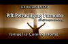 Pdt Petrus AgungIsmael is Coming Home