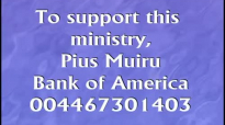 Bishop Pius Muiru- Better days are ahead- 2.mp4