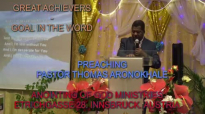Preaching Pastor Thomas Aronokhale - AOGM Anointing of God Ministries Men Confer.mp4
